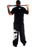 Cali Skull Sweatpants Black