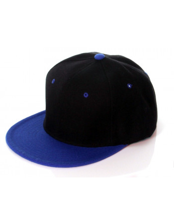 Access Snapback Cap Black/Royal