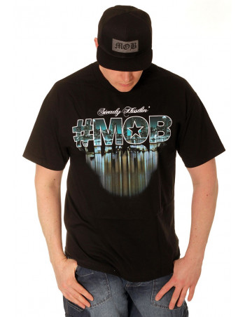 Mob Inc Tee/Steady