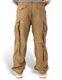 Surplus Vintage Fatigue Cargo Pants Khaki