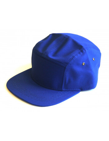 Solid Bike Cap Royal