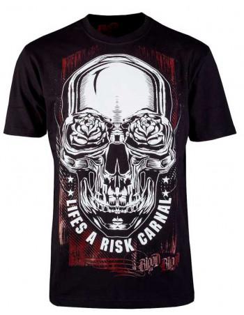Blood Black Carnal Tshirt