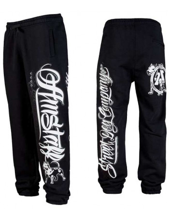 Amstaff Zeru Sweatpants Black