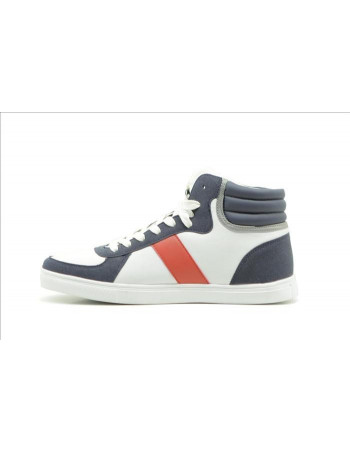 Cultz Sneakers White Navy