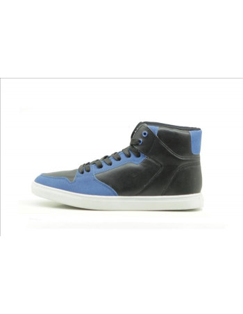 Cultz Sneakers Black Blue