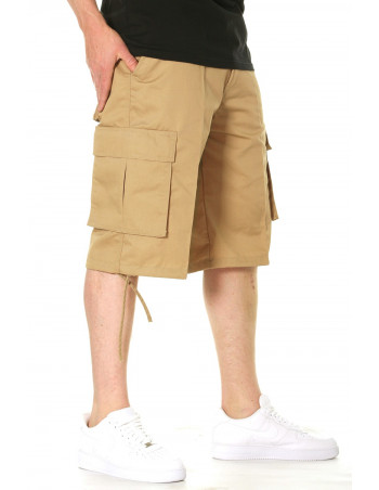 Access Original Fit Cargo Shorts Khaki