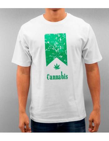 DNGRS Cannabis TShirt White