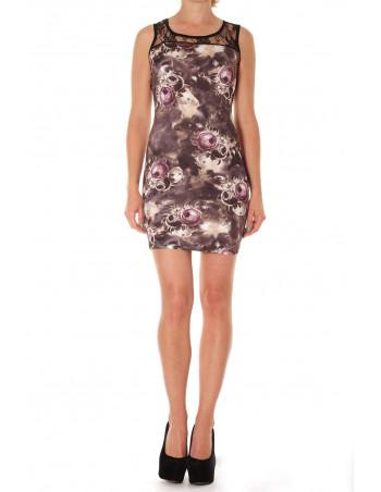 Night Flower Dress