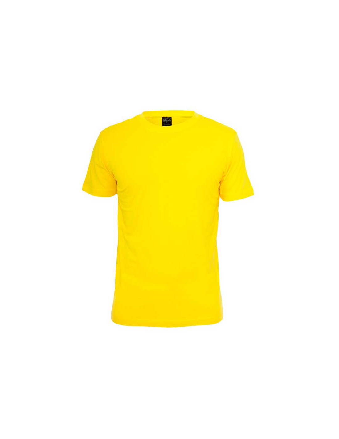 Basic Tee Yellow
