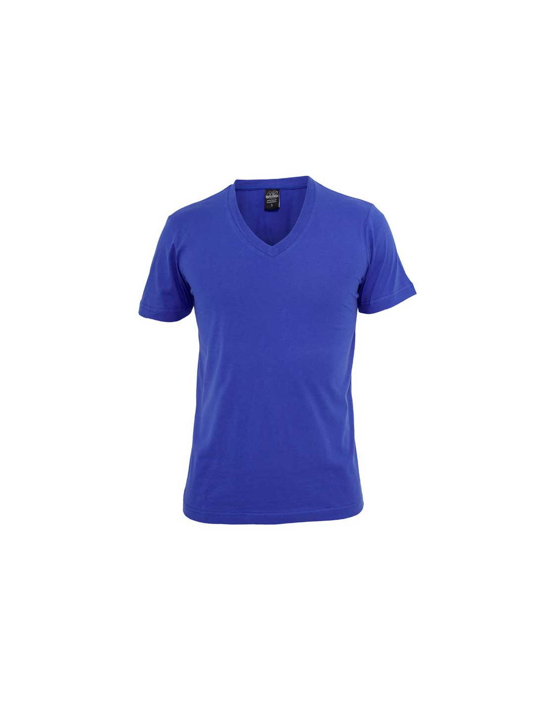 Basic V-Neck Tee Royal