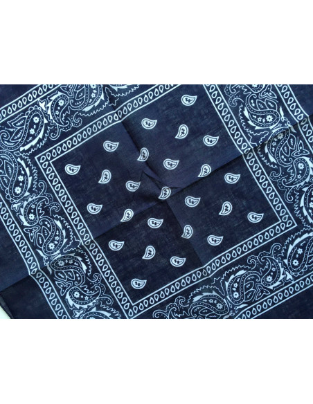 Bandana Dark Blue