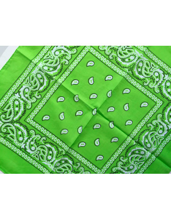 Bandana Apple Green