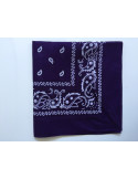 Bandana Dark Elderberry