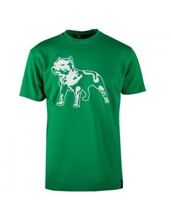 Amstaff Logo Shirt Green