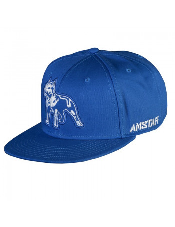 Timus Snapback Cap Blue