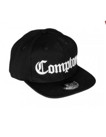 Thug Life Compton Black snapback cap