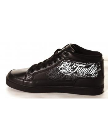 BSAT La Familia Black Sneaker