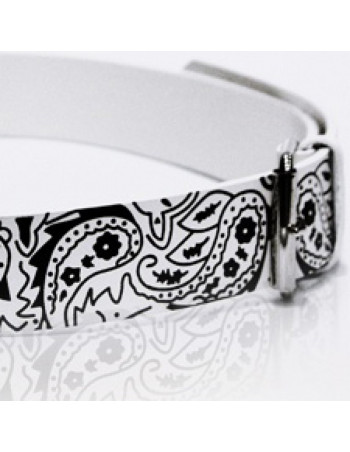 Belt Bandana White