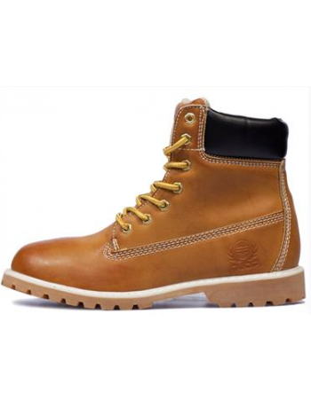 Cultz Boots Dark Timber