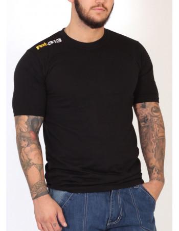 FAT313 Glory T-shirt YellowNWhite
