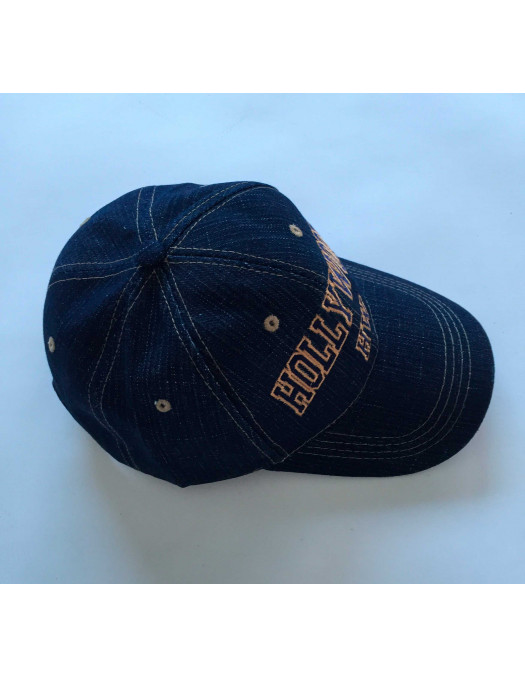 HW Denim Fashion Cap/Blue