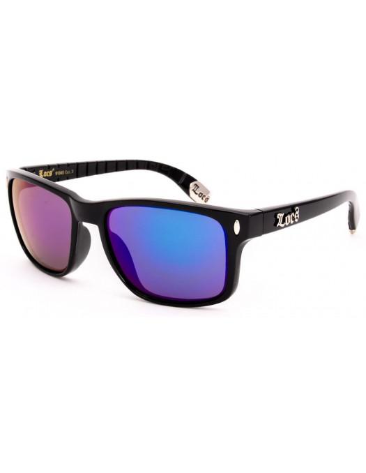 LOCS Sunglasses Black/multicolour