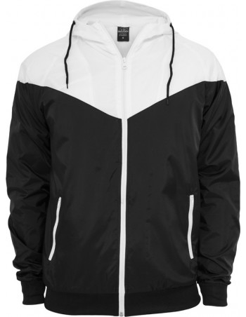 Arrow Windrunner Black White