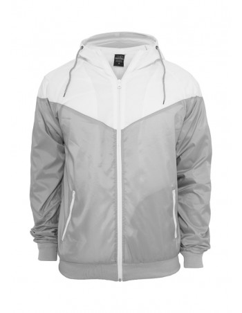 Arrow Windrunner Grey White