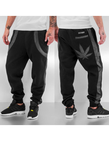 DNGRS Sweatpants Black Weed