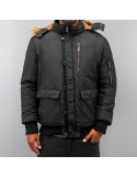 DNGRS Storm Winterjacket Black
