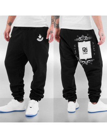 DNGRS Stars Sweatpants Black