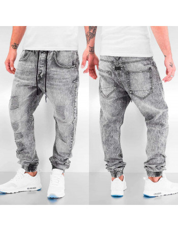 Urban Fashion Antifit Jeans Grey