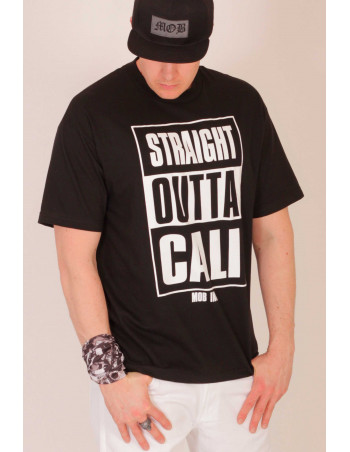 Mob Inc Tee/Straight