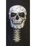 Multi Scarf TubeBandana Skull