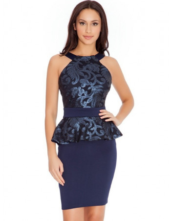 Cocktail Dress DarkBlue