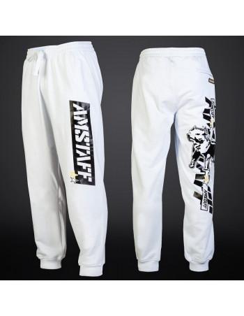 Agadar Sweatpants White