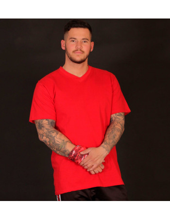 Access Apparel Tee Red