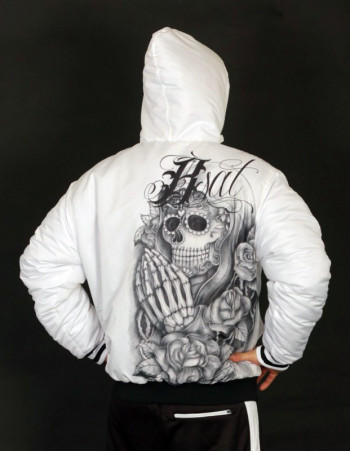 BSAT Praying Skull Jacket