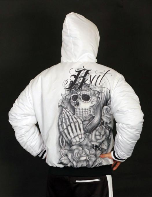 BSAT Praying Skull Jacket