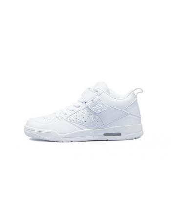Hi Top Sneakers White