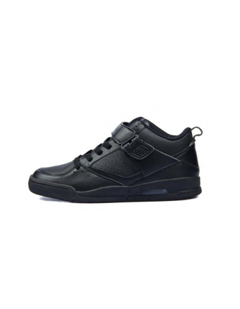 Hi Top Sneakers Black