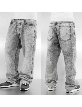 DNGRS Basic Classic Baggy Jeans Grey