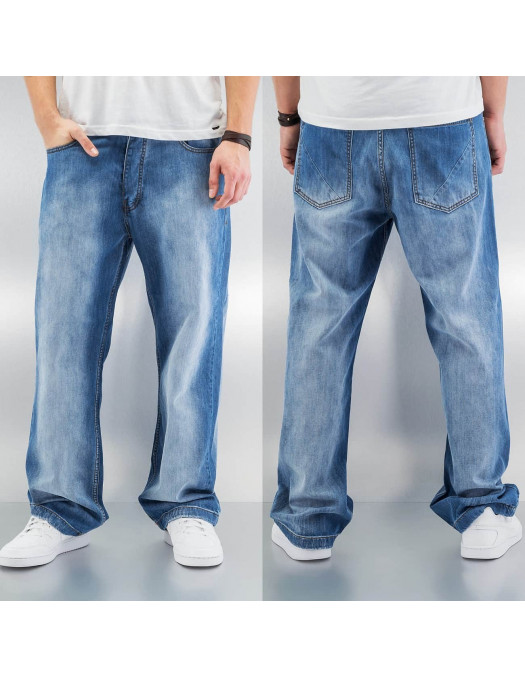 DNGRS Basic Classic Baggy Mid Ice Blue