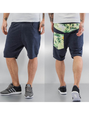 Just Rhyse Sweat Shorts Eclipse Melange