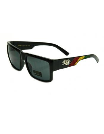 LOCS Rasta Sunglasses