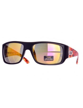 LOCS Flame Sunglasses