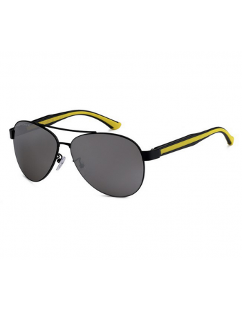 Air Force Sunglasses Black/Yellow