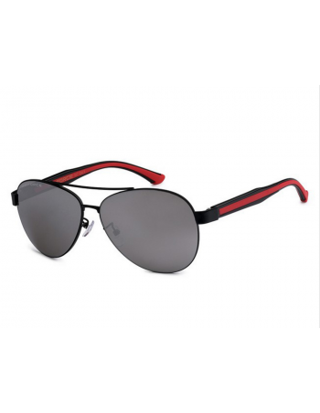 Air Force Sunglasses Black/Red