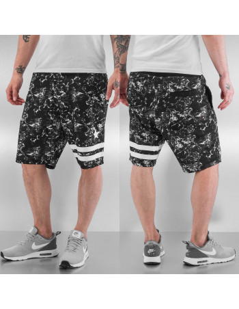 DGNRS BlackNWhite Shorts