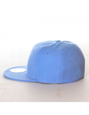 Sky Blue Fitted Cap by Access Apparel